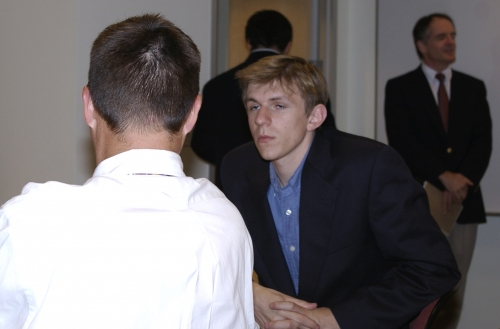 James O'Keefe at Racist Forum
